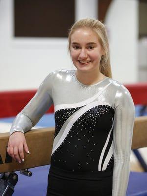 Valders/Roncalli gymnast Lauren Erdman is this week's Senior Spotlight.