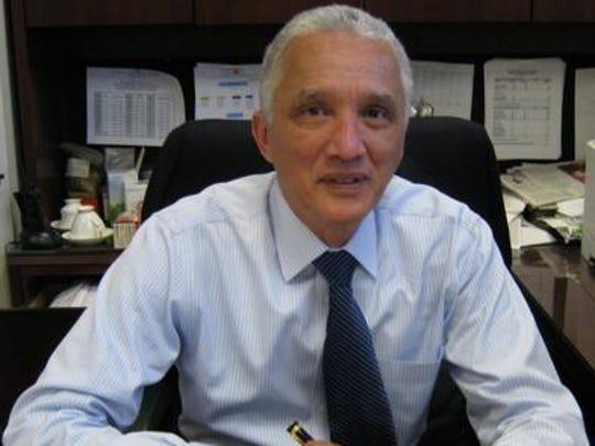Greenburgh Superintendent Ronald O. Ross