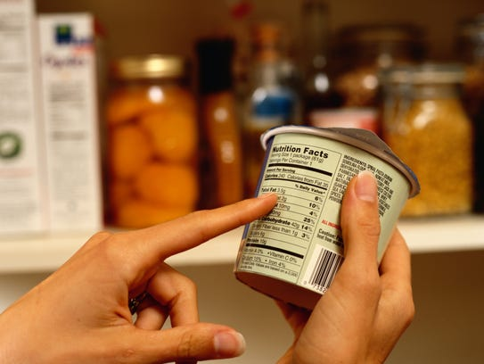 More people need to learn to read food labels if they