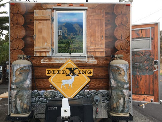 Ojai Deer Crossing Food Truck
