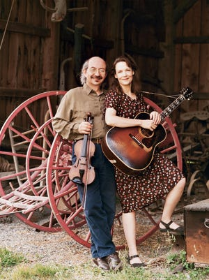 Jay Ungar and Molly Mason will perform Sept. 16 at the renovated Senate Garage in Kingston, adjacent to the Senate House State Historic Site.