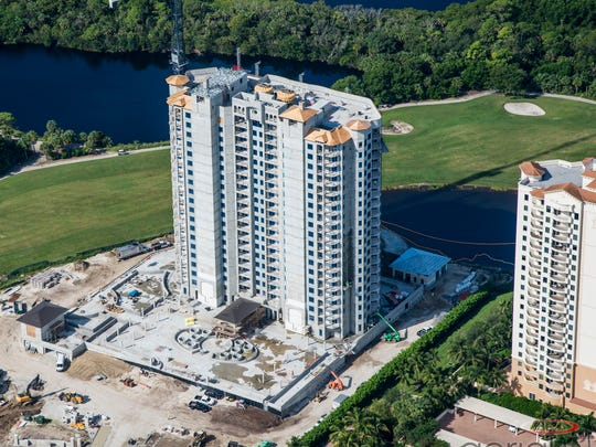 Altaira, a luxury residential tower by WCI Communities