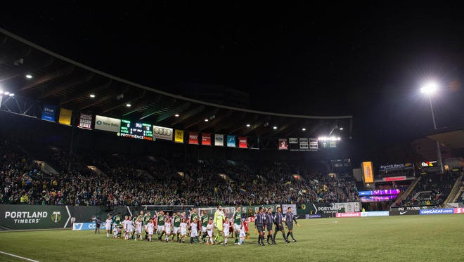 The Portland Thorns are hosting a preseason tournament that will include the U.S. U-23 women's national team at Providence Park.