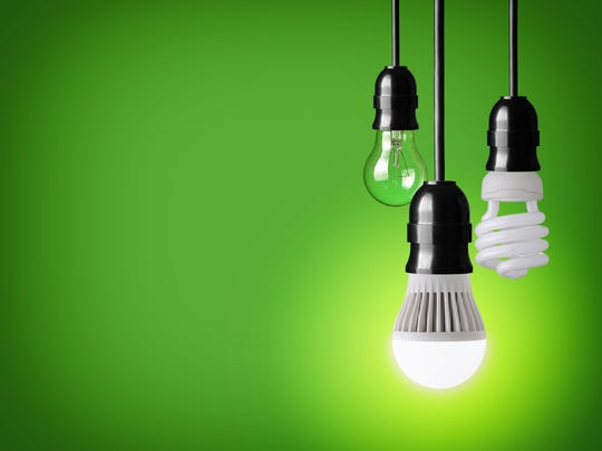 Energy-saving light bulbs can help the environment and your wallet.