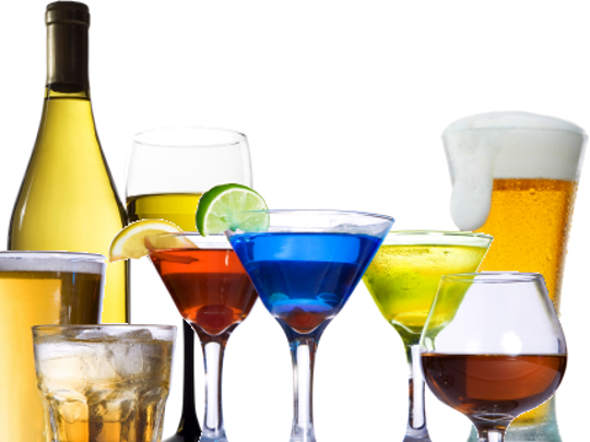 A stock image of of alcohol.