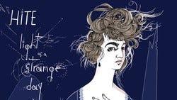 """Hite's """"Light of a Strange Day"""""""