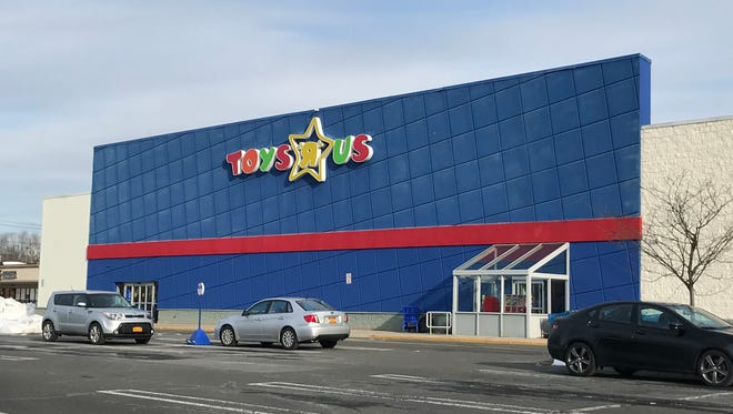 Toys R Us has been the anchor of the shopping center on Route 59 near College Avenue in Nanuet.