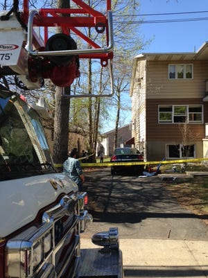 New Square fire quickly extinguished Saturday.