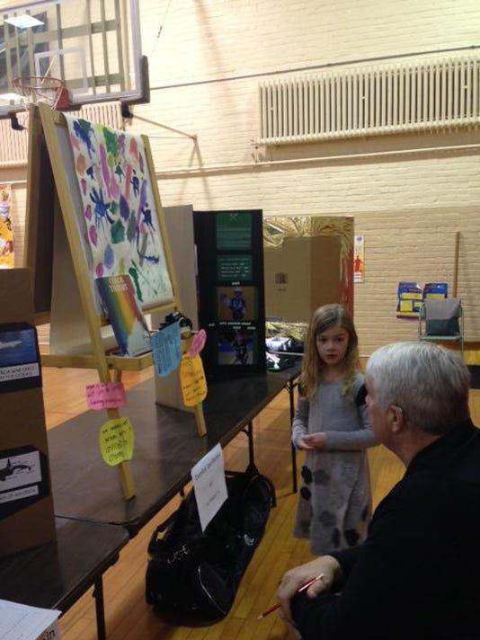 Alliance art fair