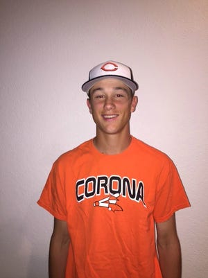 Corona del Sol pitcher Grayson Poole