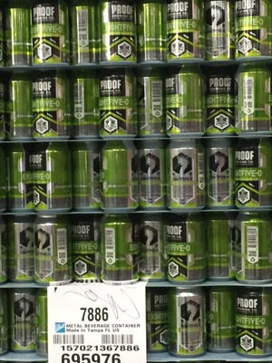 Proof Brewing Co. — the city's largest local brewery — is preparing to start canning its beer and plans are in the works to hit the market by June.