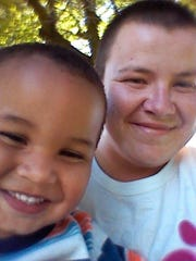 Two-year-old Hayden King and his mother, Sydney King, both of Redding, were killed Friday, July 8, 2016 after a crash at an intersection near Mount Ayr. Driver Renea Baker, 49, her daughter Briane Baker, 12, both of Redding, and Elizabeth Lakey, 4, of Grant City, Mo. were also killed.