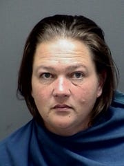 Tammy Vaughn is charged with three counts of injury