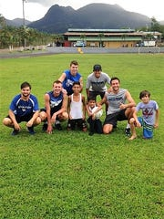 TMC students in LaFortuna
