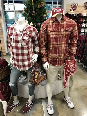 In 2017, Garnet and Gold was one of several local businesses with Black Friday deals.