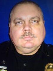 Metro Corrections Officer Donald Miller