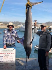 Fishing in Cabo is a rewarding experience.