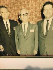 Leo Weill, Jr. , Leopold Weill, Sr. and Gus Weill.
