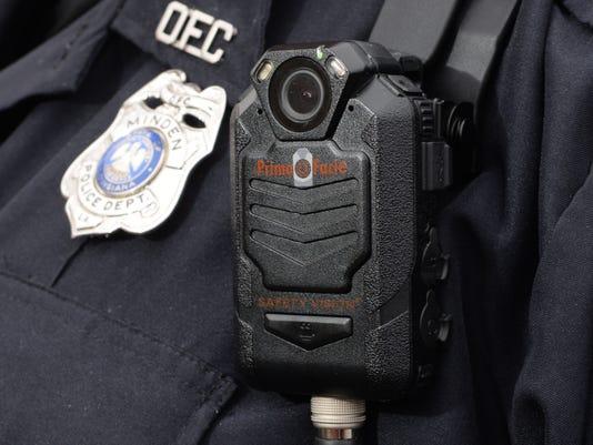 SHR Body cameras 0126