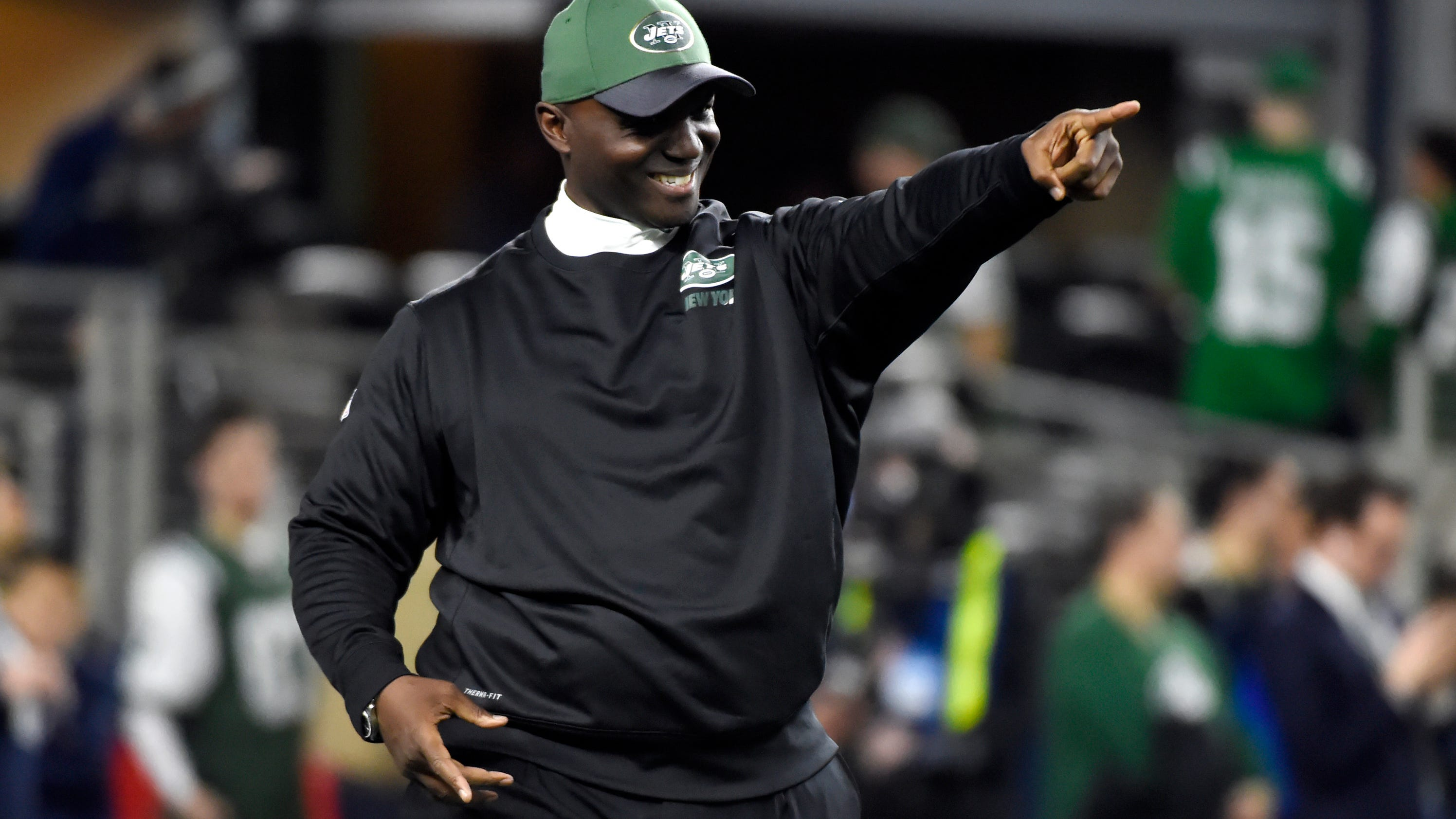Playoff hopes for Jets in hands of 'football gods'