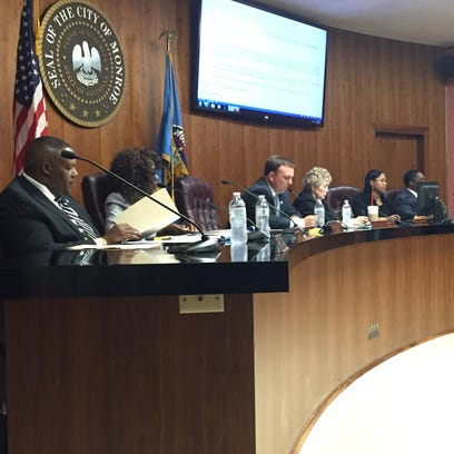 The Monroe City Council approved reduced Fight the