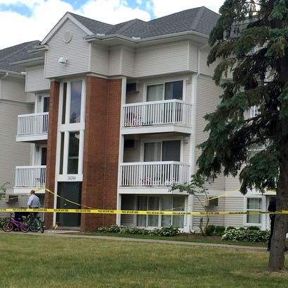 A 3-year-old boy died after being shot at Newport Apartments