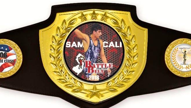 The Sam Cali Belt.