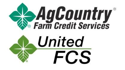 AgCountry Farm Credit Services and United FCS will merge under the name AgCountry Farm Credit Services, beginning July 1.