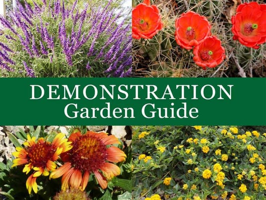 Demonstration Garden Guide