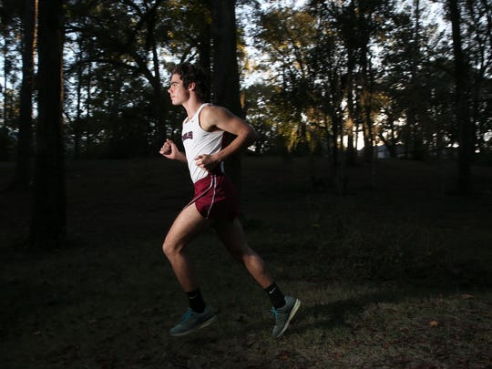 Chiles junior Michael Phillips is the 2016 All-Big Bend Cross Country Runner of the Year for boys cross country after winning the FSU Invitational, a regional title and the FHSAA Class 3A state title.