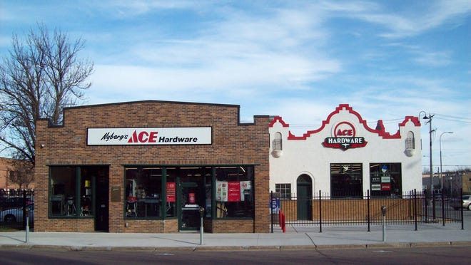 Sid's/Texaco, which is currently Nyberg's Ace Hardware in Sioux Falls, received an eight-year property tax moratorium from the South Dakota State Historical Society for renovations.