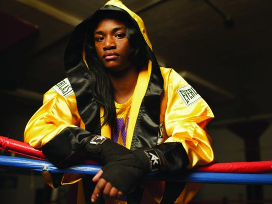"Claressa ""T-Rex"" Shields is the subject of the documentary ""T-Rex,"" an intimate coming-of-age story about the Flint native. Shields competed in the 2012 Olympics' first ever women's boxing compeition where she took home the gold medal."