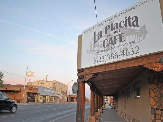 Manuel and Nellie Amabisca opened La Placita Cafe in