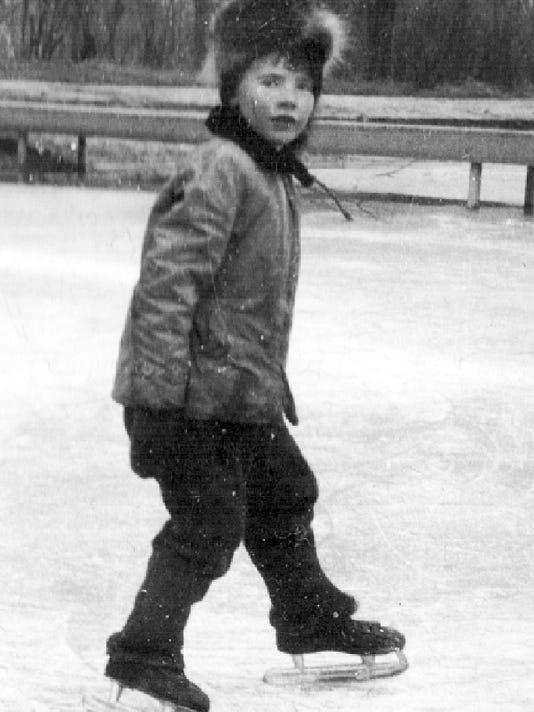 Jerry SKATING