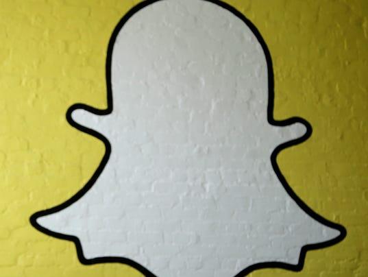 AP Snapchat CEO