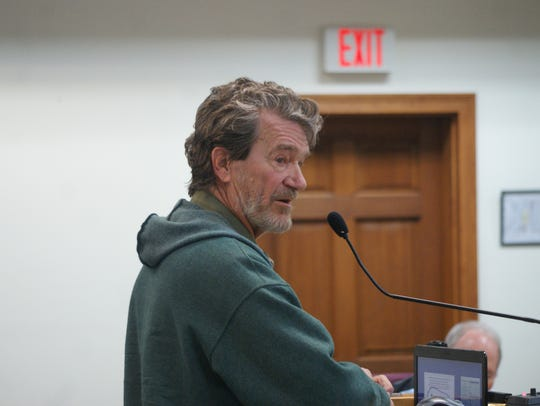 """In a surprise appearance, retired ISC Gila Basin manager Craig Roepke delivered a personal rebuke of Gaume, calling his presentation """"incompetent"""" and """"confused."""""""