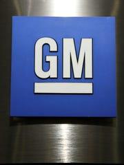 A General Motors logo