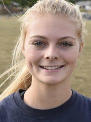 Lauren Hirneisen, Greencastle-Antrim cross country