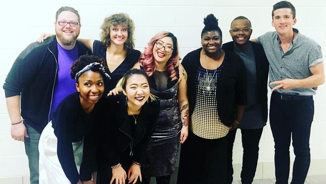 UCDMIX a capella group will perform Friday at York College.