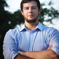 Calvin Sidle, 30, of Highland Heights, is running for U.S. Congress.