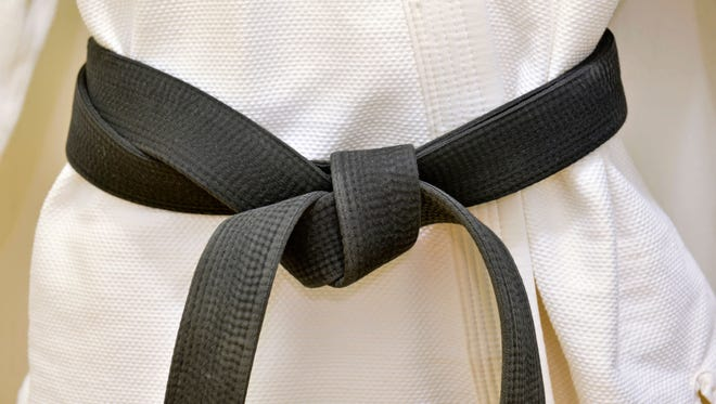 A man in North Carolina allegedly attempted to kidnap a woman but she led him somewhere he couldn't fight his way out of – a karate studio.