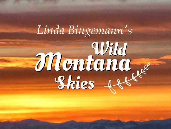 Wild Montana Skies by Linda Torstveit Bingemann of