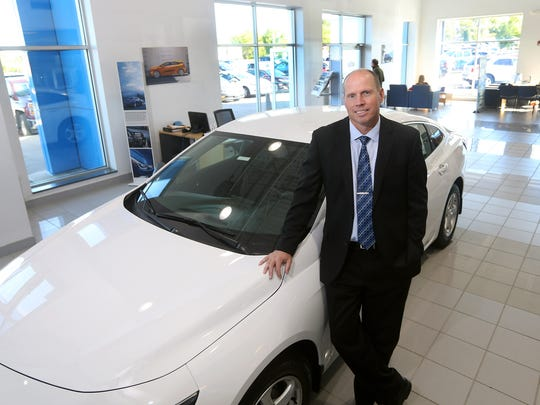 Gregory Stahl is CEO of Bob Johnson Chevrolet  which