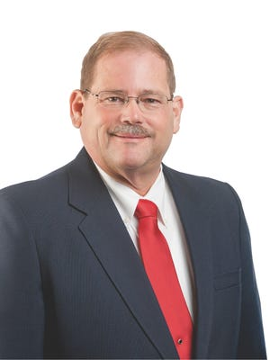 Scott Lunsford is reunning for Escambia county Tax collector