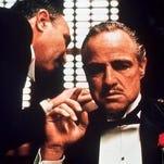 """Marlon Brando as Don Vito Corleone in a scene from """"The Godfather."""""""