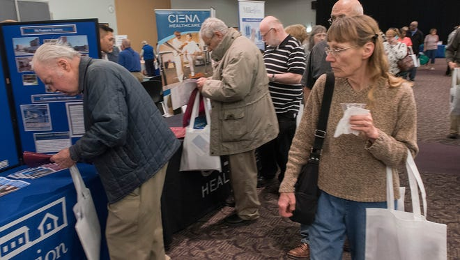 The Senior Expo returns April 2 at Schoolcraft College in Livonia.