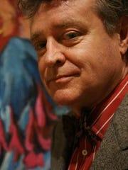 Detroit Institute of Arts director Graham Beal in 2007.