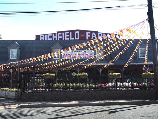 Richfield Farms & Garden Center in Clifton.