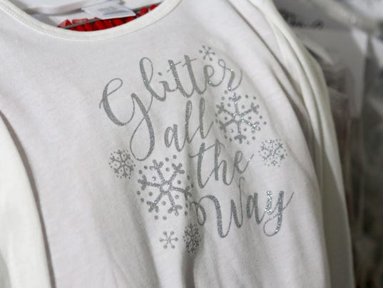 Foster children clothed for Christmas