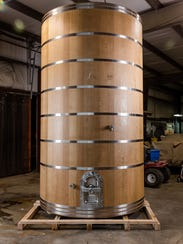 Ology has purchased a custom foeder,   giant, white